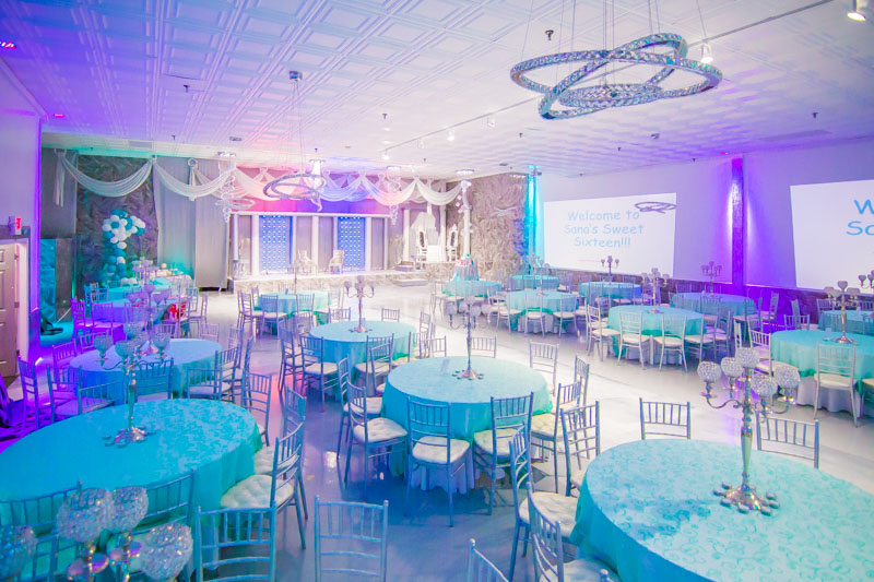 Tampa Event photographer, The Event Factory, Sweet 16, Birthday Party